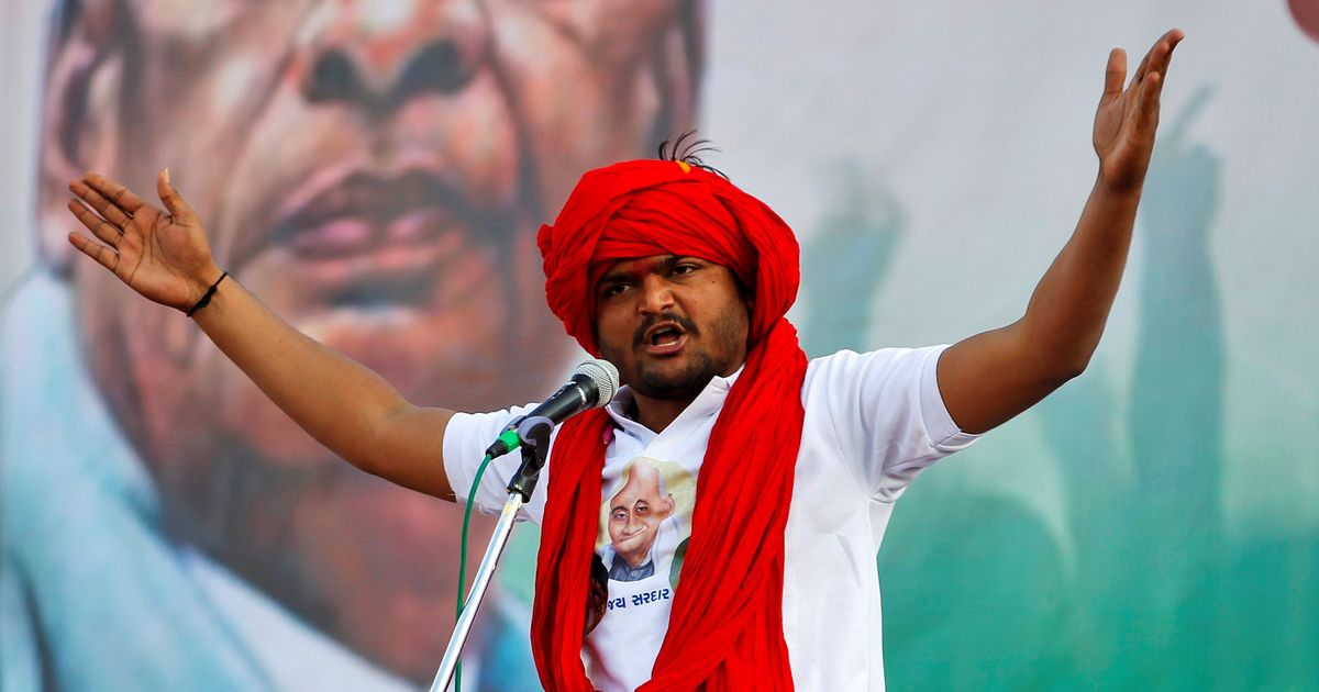Hardik Patel's key aides join BJP