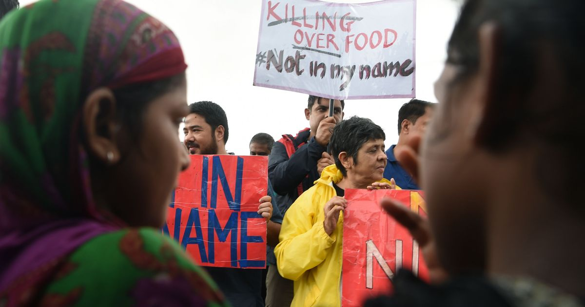'Not in My Name' echoes across India as citizens hold protests against lynchings