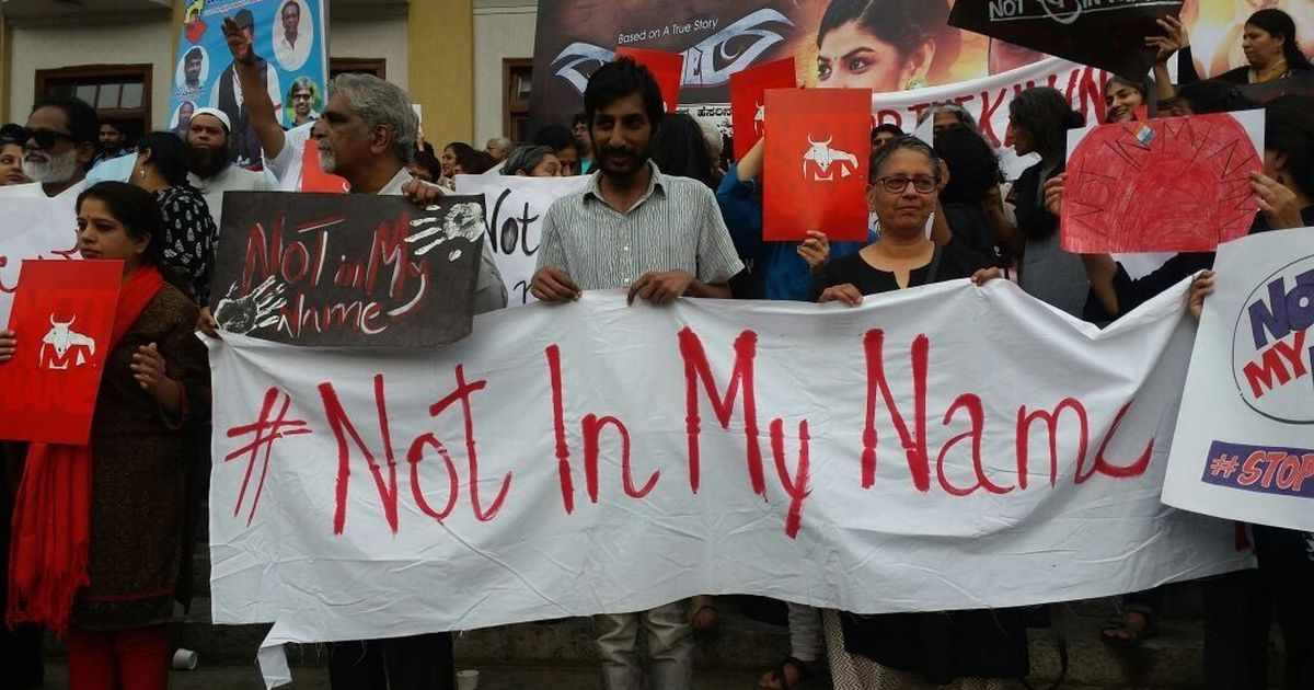 The big news: Thousands take part in 'Not in My Name' protests across India, and 9 other top stories