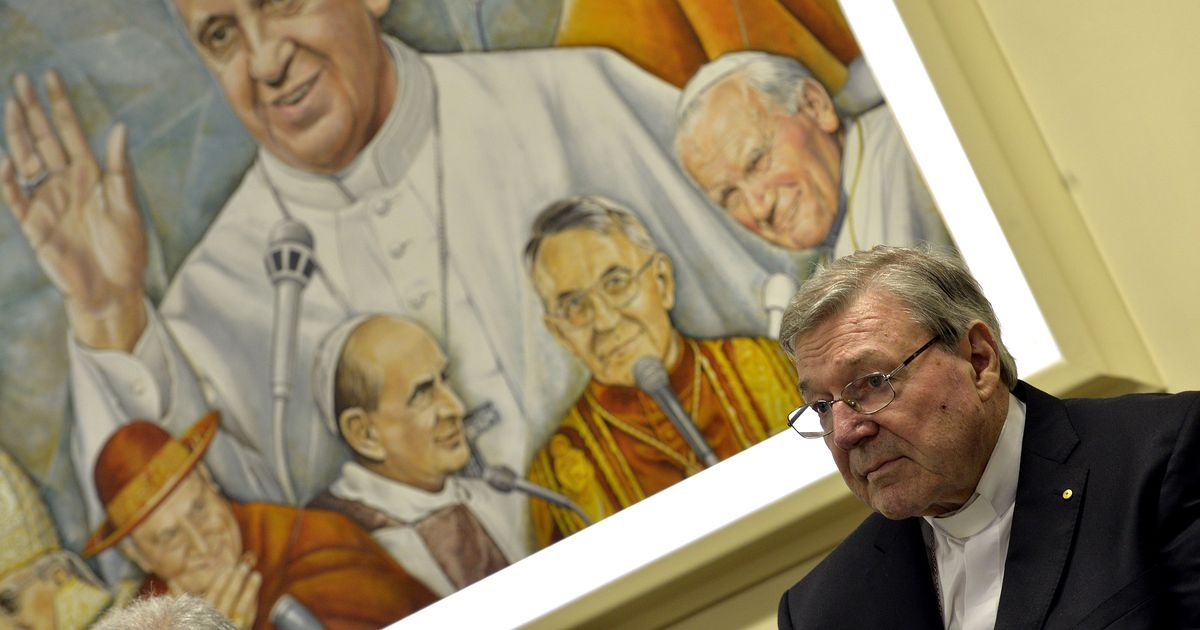 Australia: Vatican treasurer Cardinal George Pell convicted for sexually abusing boys 22 years ago
