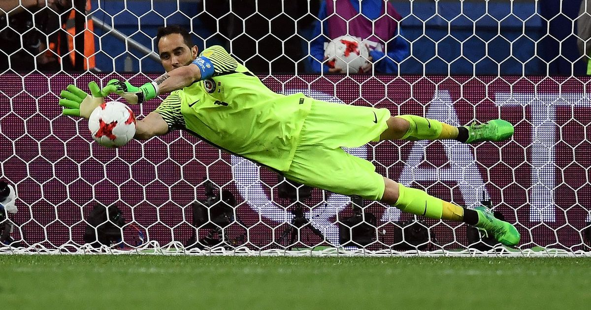 Confederations Cup: Bravo's heroics power Chile over Portugal in penalty shootout to reach final