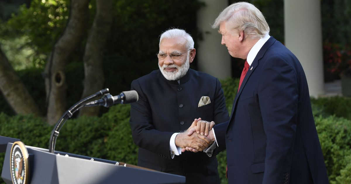 Modi discussed H-1B visa row with Trump extensively during US visit, Sushma Swaraj tells Parliament