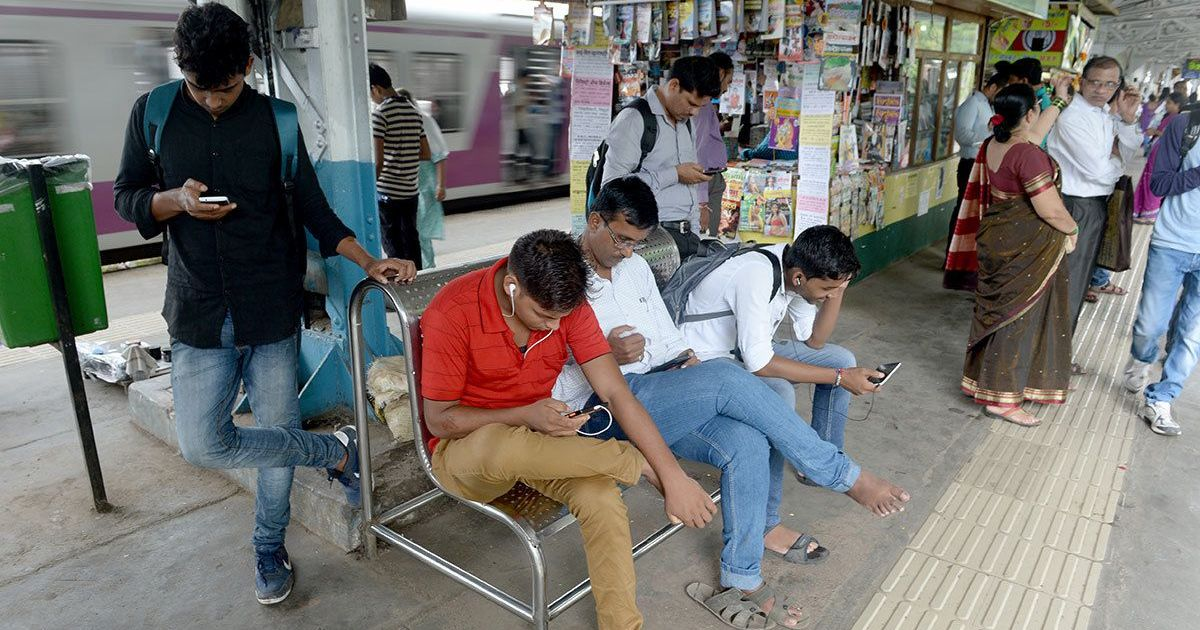 A whole generation of Indians has grown up unable to type in its own language on mobile phones