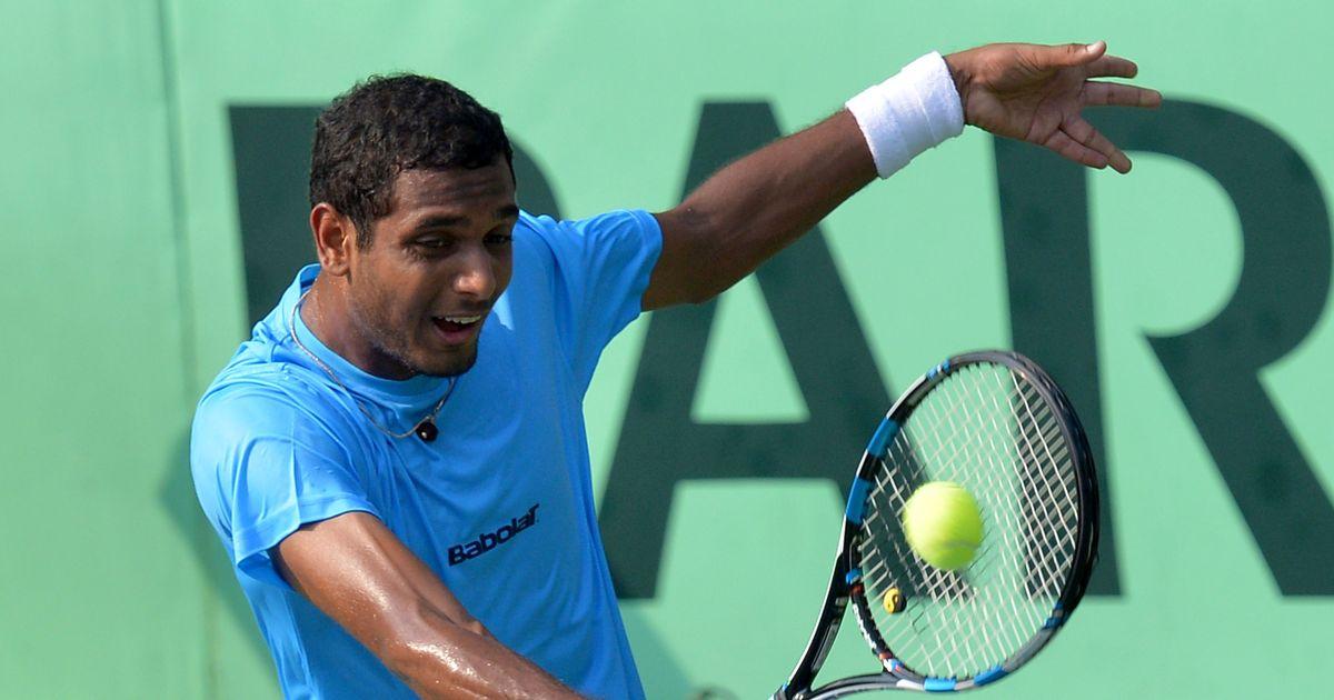 Davis Cup: Ramkumar goes down fighting, Prajnesh squanders opportunities as Serbia take 2-0 lead