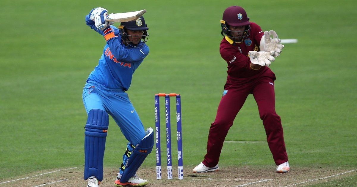 Women's World Cup: Smriti Mandhana's century powers India to 7-wicket win over West Indies