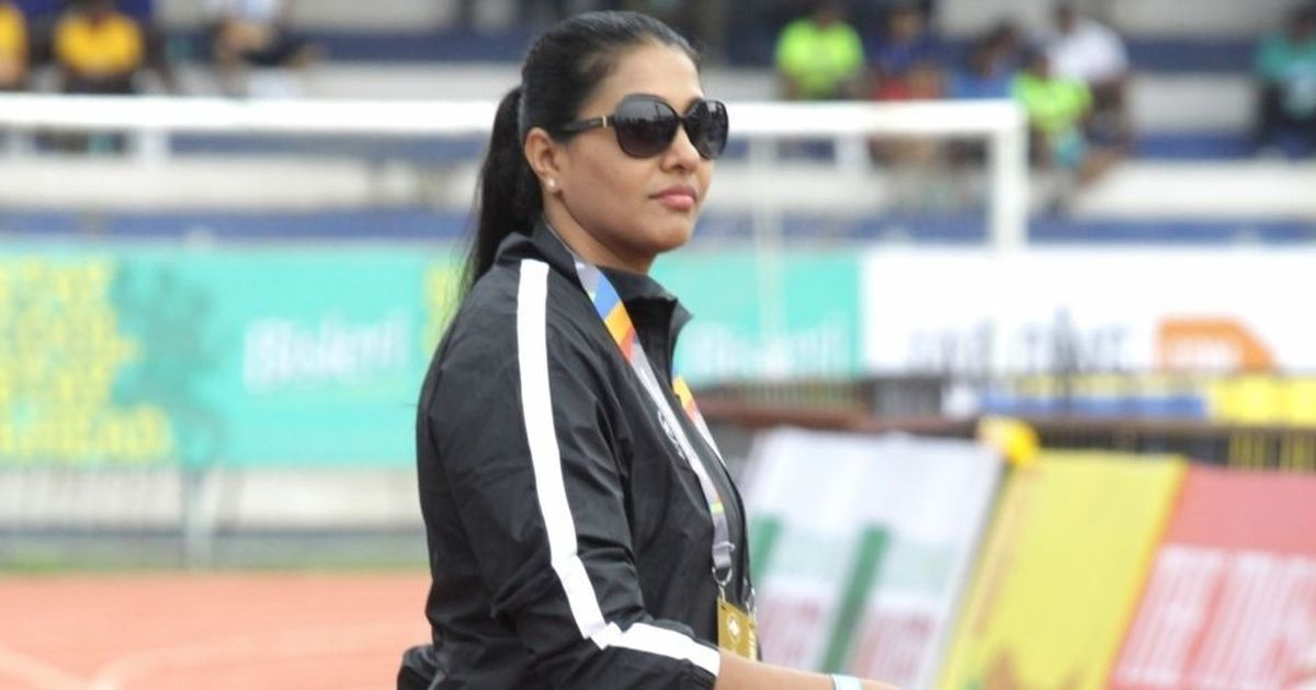 Don't just train, participate in international competitions, Anju Bobby George tells Indian athletes