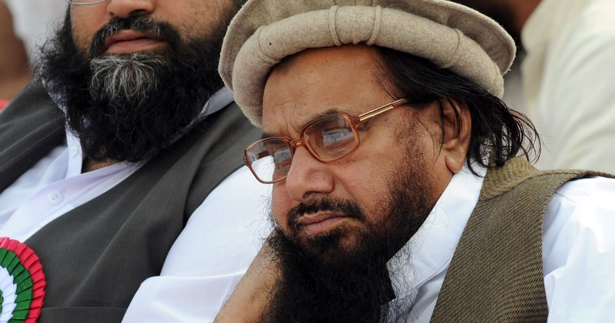 LHC orders to release JuD chief Hafiz Saeed