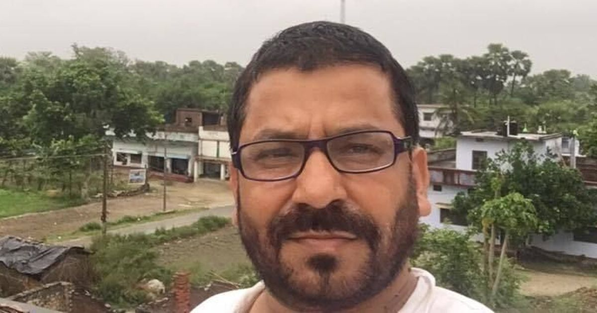 Bihar: Muslim journalist forced to say 'Jai Shri Ram' to stop saffron-clad mob from torching his car