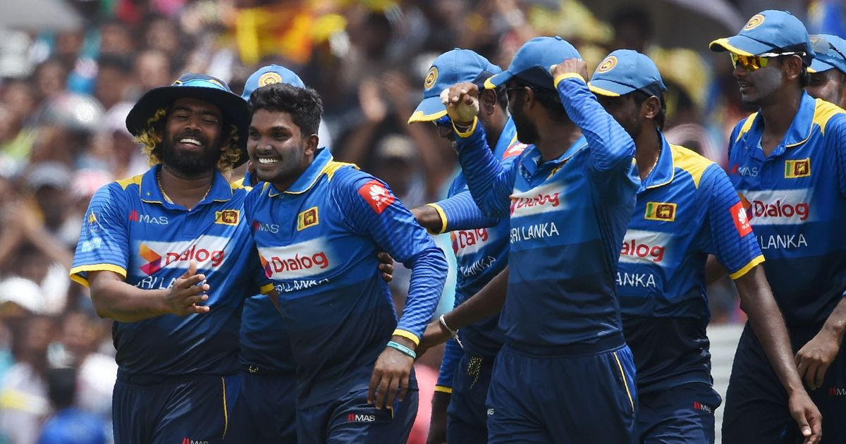 After stopping 9 players from departing, Sri Lanka announce ODI ratified by sports minister