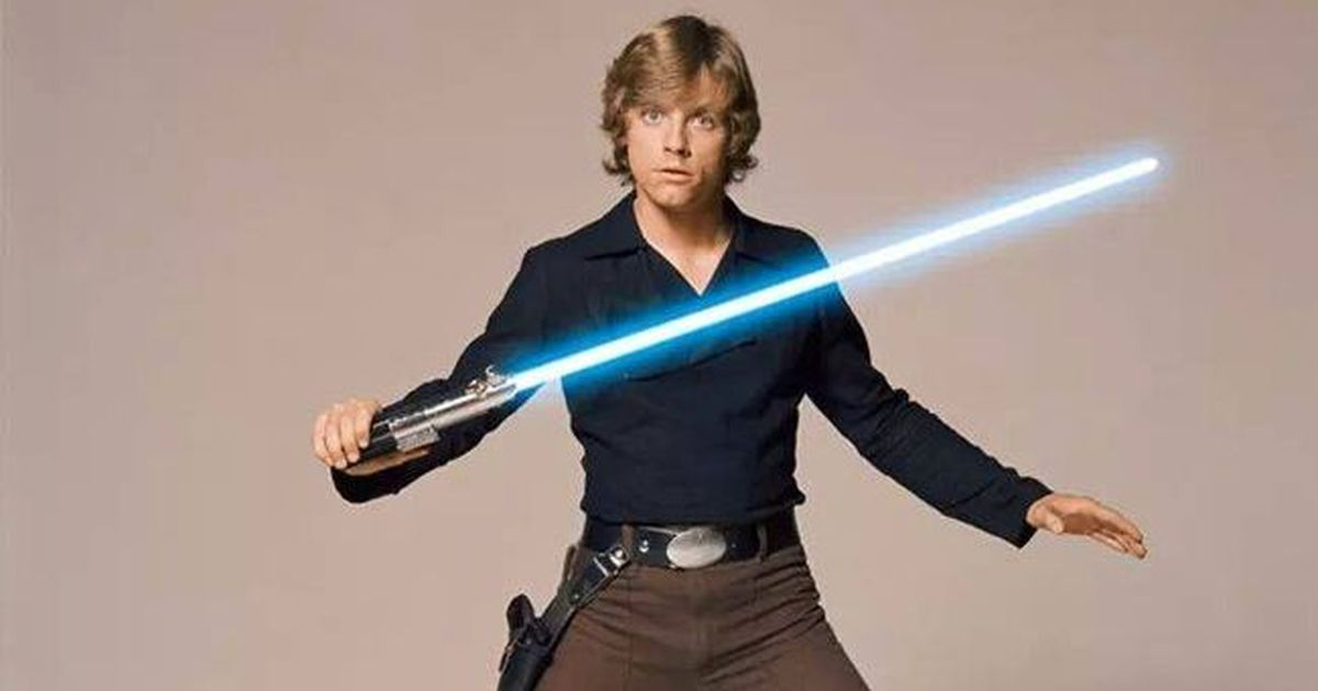 Luke Skywalker's lightsaber from 'Star Wars' movies sold for $450,000