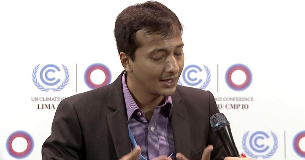 This techie from Ahmedabad is helping save the planet by curbing energy waste