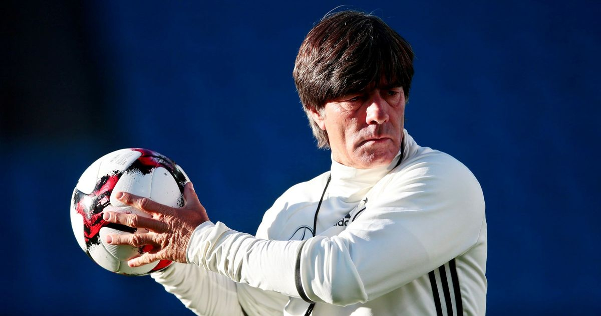 Joachim Loew extends contract as Germany coach until 2022 World Cup