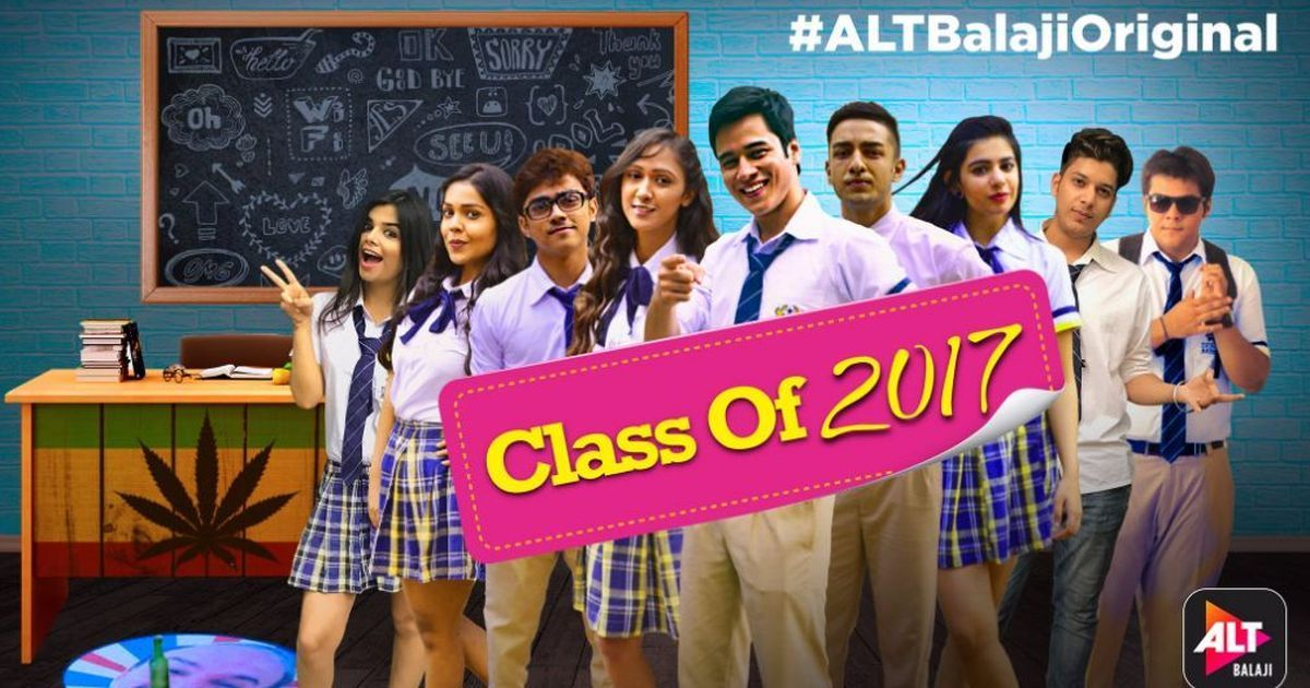 Web series 'Class Of 2017' is anything but a class act