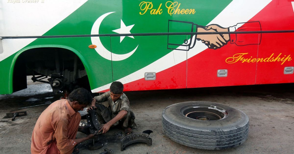 Beijing responds to the murder of two Chinese youngsters in Pakistan by blaming the victims
