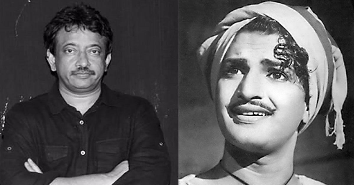 Ram Gopal Varma to direct biopic of Telugu cinema giant NTR
