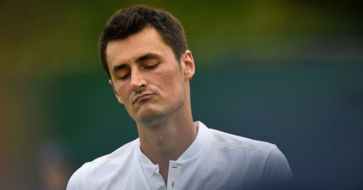 'Bored' Tomic crashes out at hands of Zverev