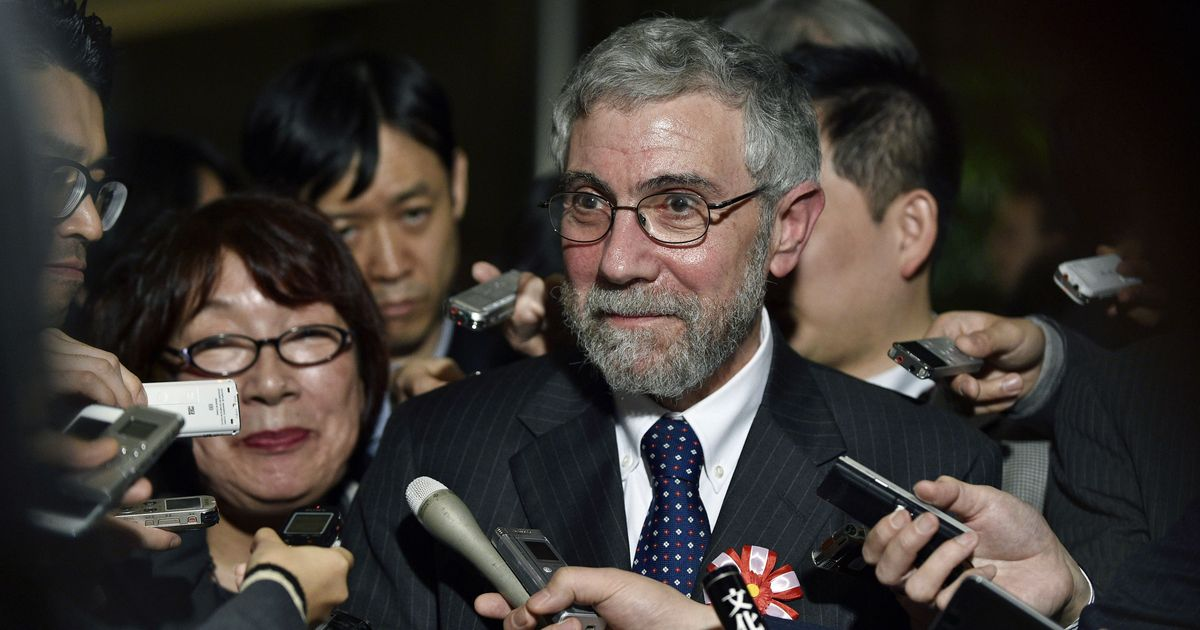 Economist Paul Krugman warns India of mass unemployment if manufacturing sector does not grow