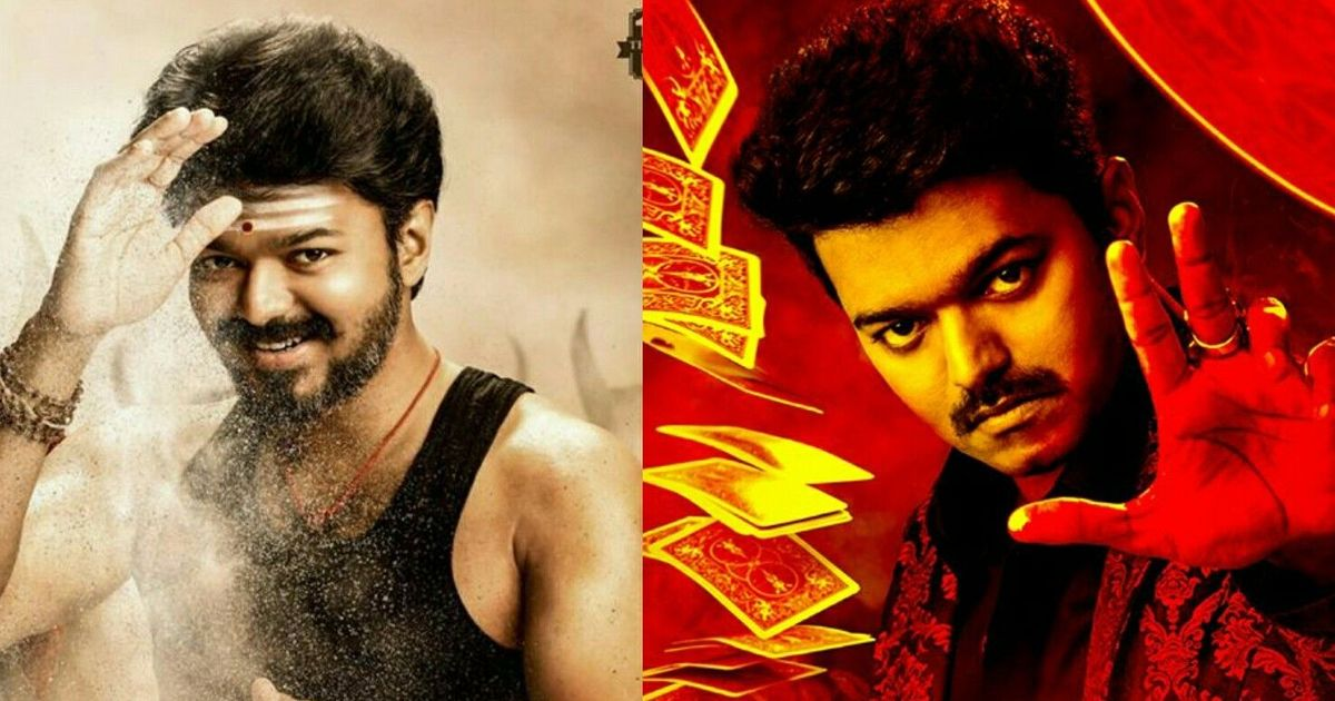 Tamil actor Vijay asks fans not to abuse Bengaluru journalist for criticising his film
