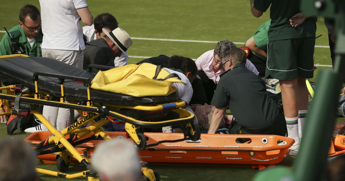 Mattek-Sands reveals extent of her injury in emotional message to fans