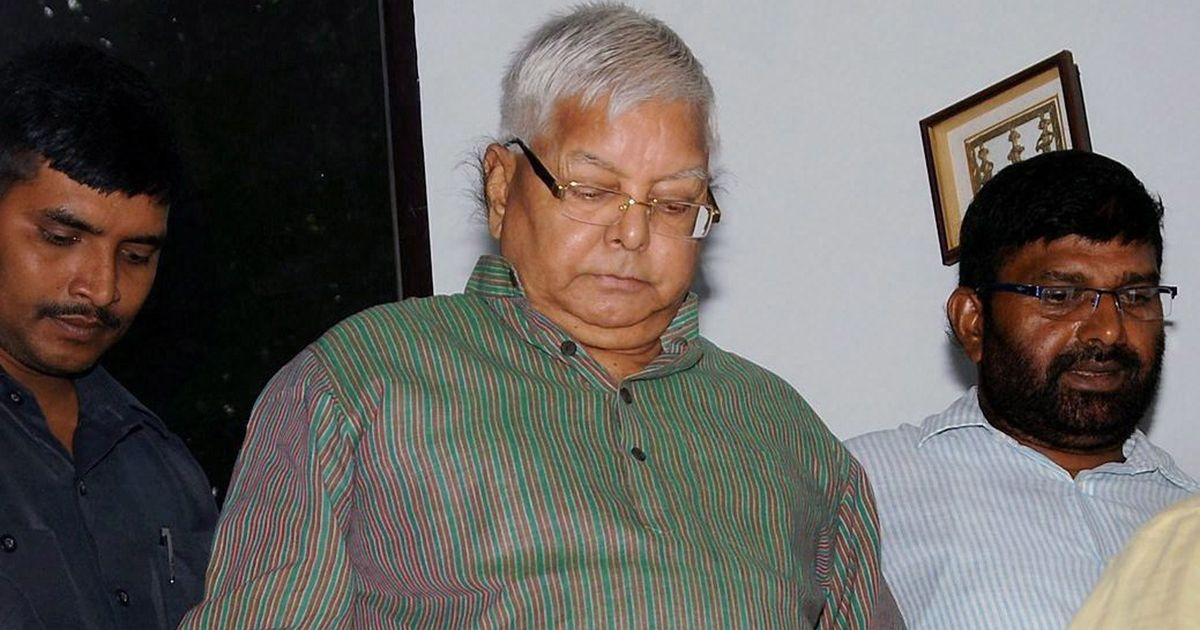Lalu plans to form anti-BJP front with Sharad Yadav
