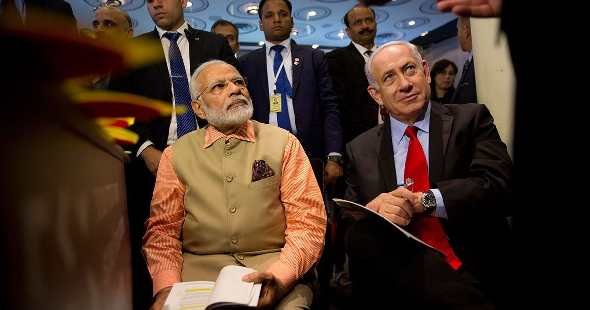 The big news: Israeli PM Benjamin Netanyahu arrives in Delhi, and nine other top stories