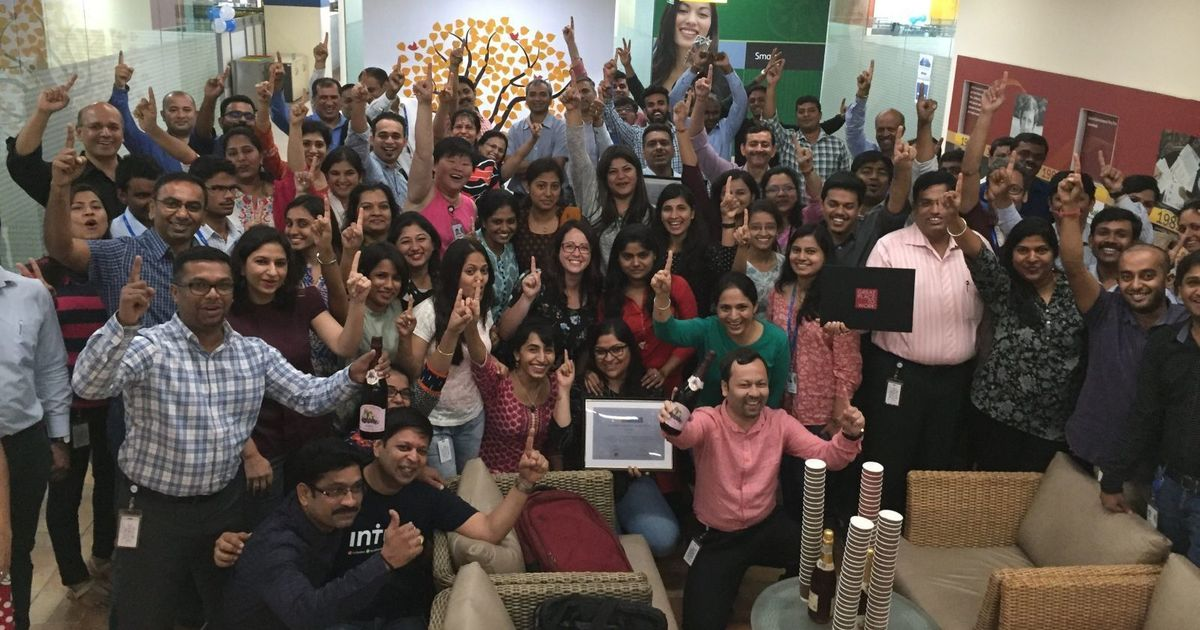 A small software firm focused on inclusivity and flexibility to become India's best employer