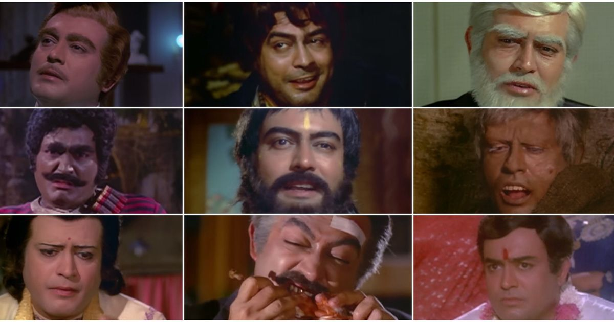 Nine times the fun in Sanjeev Kumar's 'Naya Din Nai Raat'