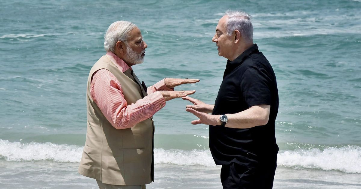 The Weekend Fix: The Modi-Netanyahu romance, the Trump-Putin 'bromance' and other interesting reads