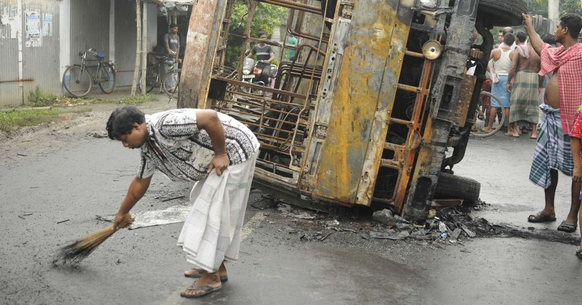 In-depth: How a Facebook post broke the decades-long communal peace of a West Bengal town