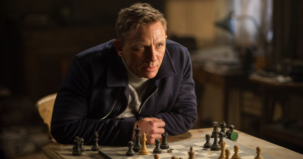 This is what the title of the new James Bond movie will be called