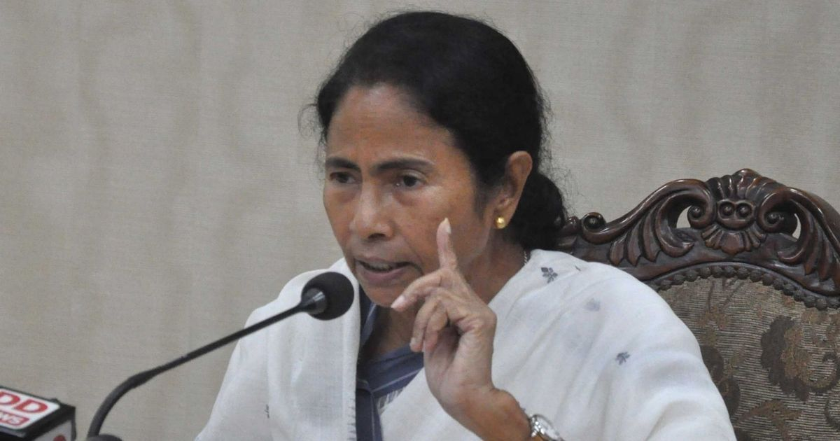 RSS trying to start a riot in Bengal: Mamata