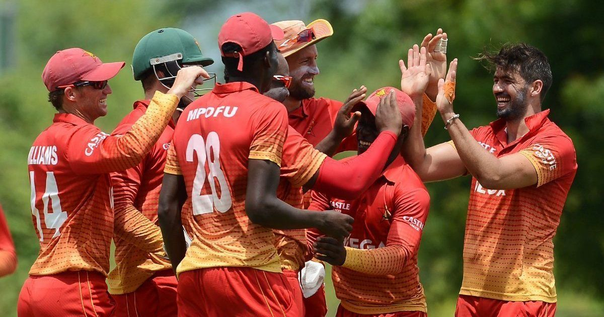 Zimbabwe seal historic series win, beat Sri Lanka by three wickets in final ODI