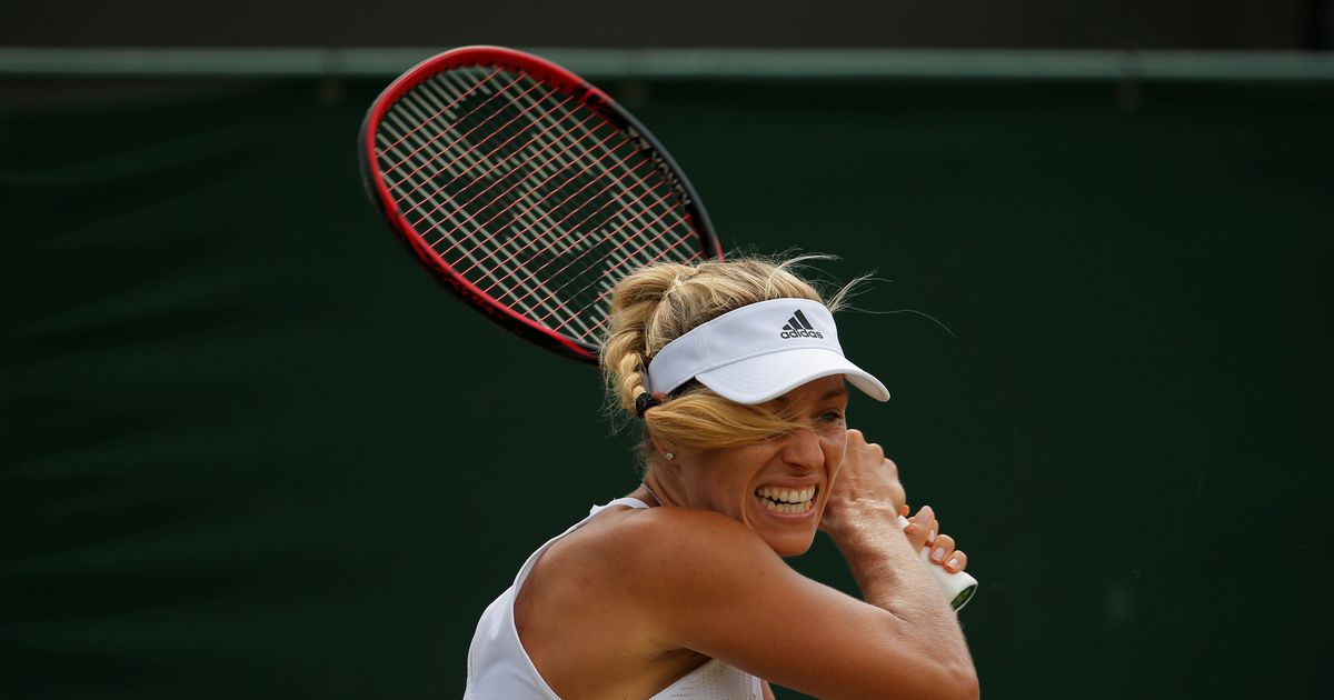 Wimbledon: World No 1 Angelique Kerber stunned by Garbine Muguruza in fourth round