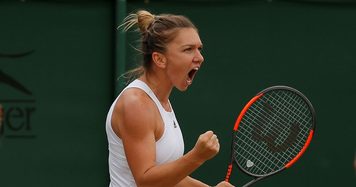 Simona Halep rises to No 1 in WTA rankings after defeating Ostapenko in China Open semi-final