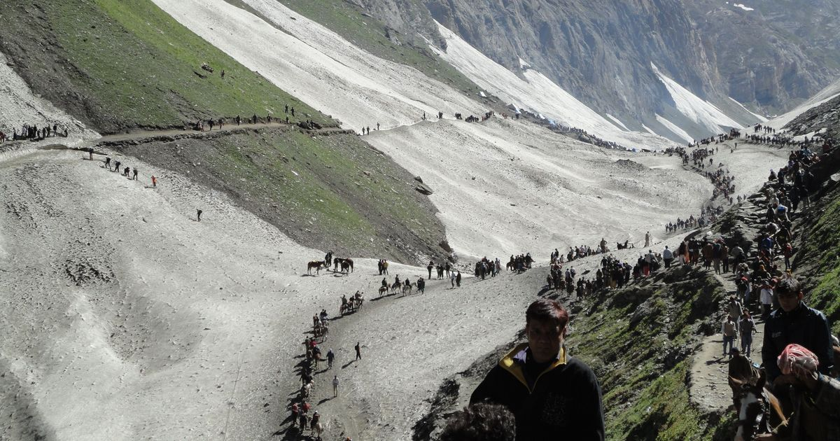 J&K: Seven Amarnath Yatra pilgrims killed in suspected militant attack in Anantnag