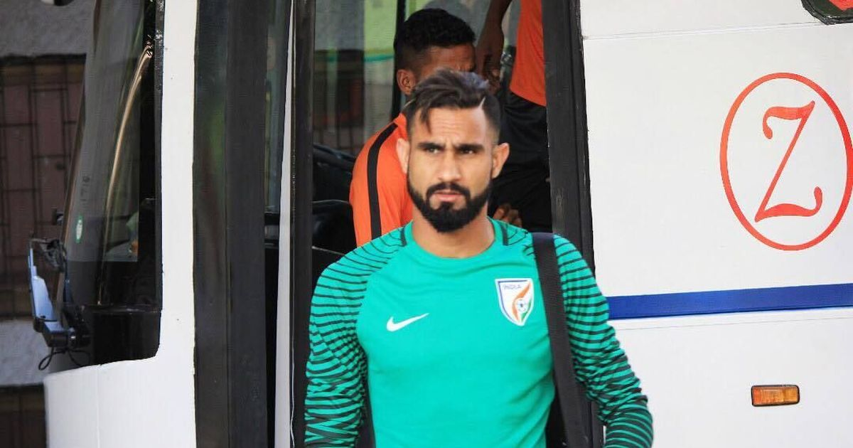 Amrinder Singh signs three-year contract extension with Mumbai City FC despite 7th-place finish
