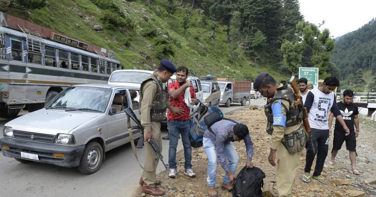 Militant group that planned Amarnath Yatra attack 'wiped out' after Qazigund encounter say police