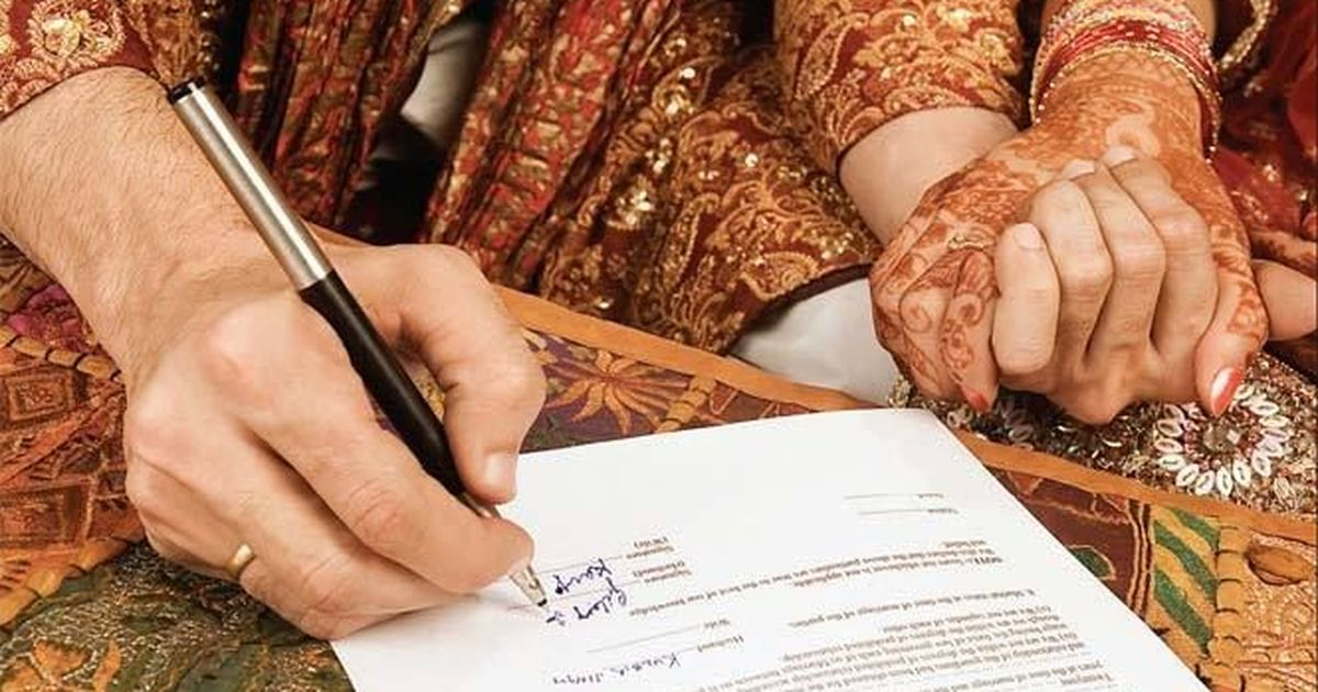 Compulsory marriage registration: Many couples favour it but