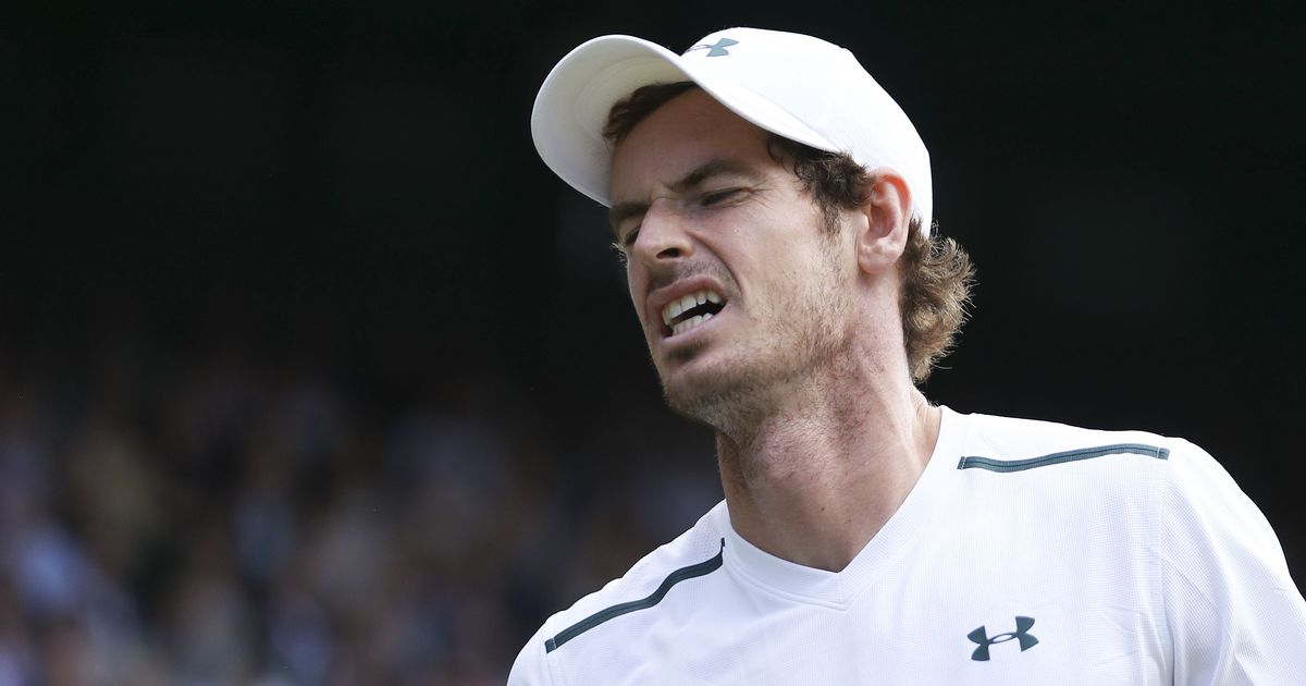 Murray loses, Djokovic leaves with injury, Federer wins