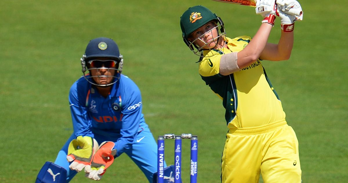 India suffer heavy defeat against Australia on a record-breaking day for Mithali Raj