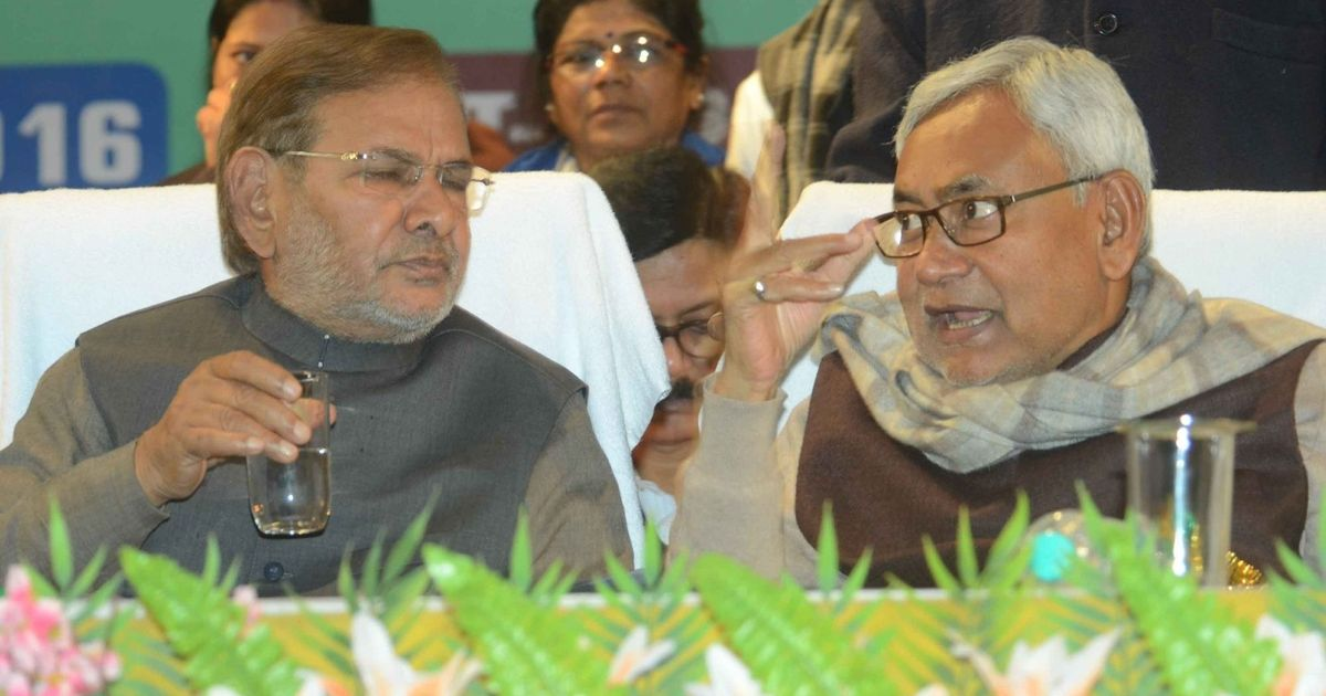 An alliance with the BJP in Bihar was not the people's mandate, says JD(U)'s Sharad Yadav