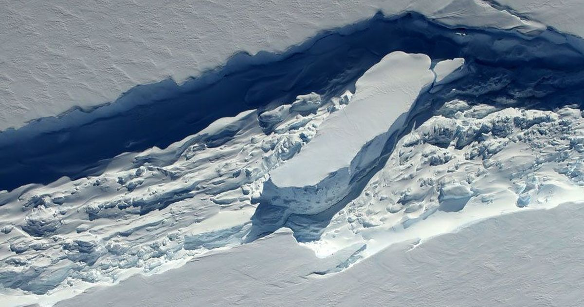 I've studied Larsen C and its giant iceberg for years – it's not a simple story of climate change