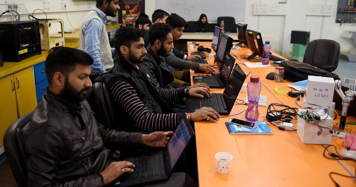 A virtual start-up incubator in the US is helping India's engineers and budding entrepreneurs