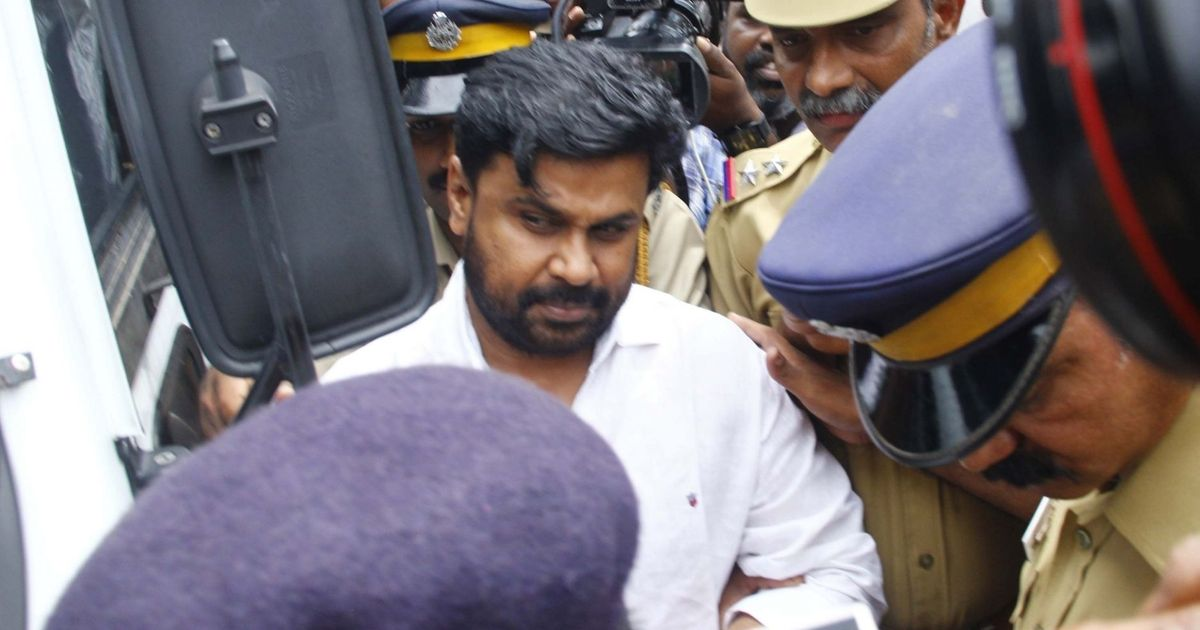 Dileep's police custody extended till Saturday evening