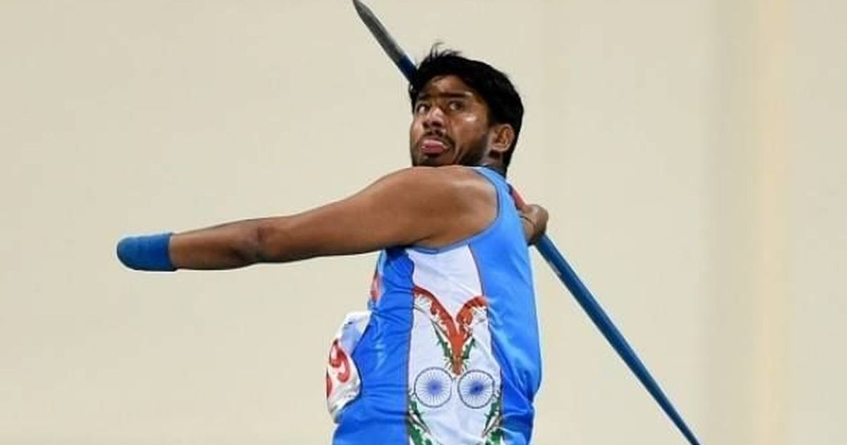 Sundar Singh Gurjar strikes gold at World Para Athletic Championships