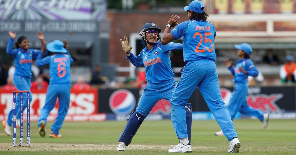 Women's World Cup: India cruise into semi-finals with crushing 186-run win over New Zealand