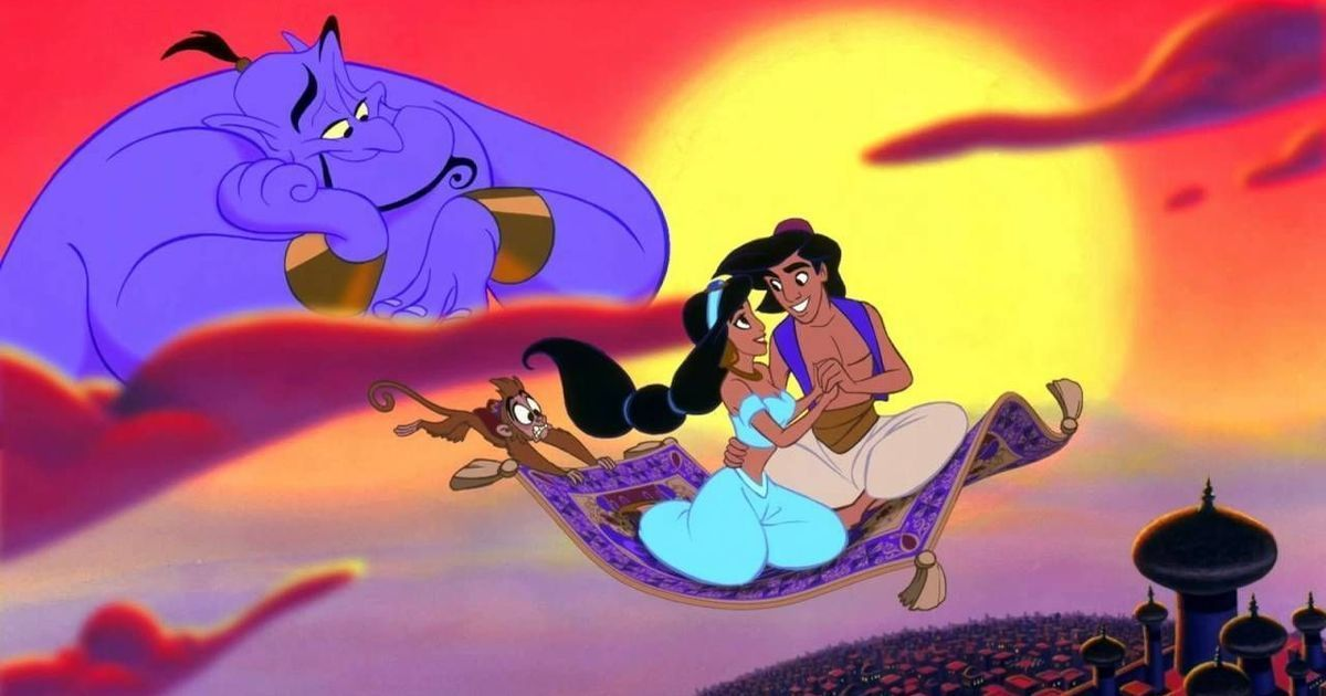 Guy Ritchie's 'Aladdin' has been cast: Mena Massoud and Naomi Scott will play the leads