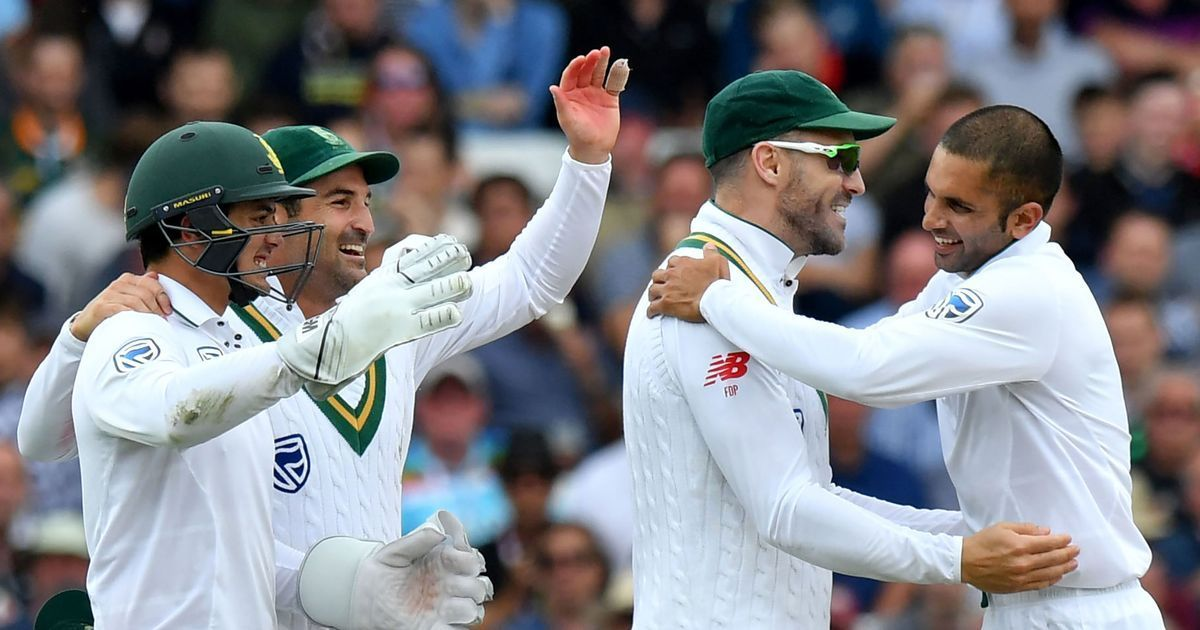 South Africa solid at 126-0 in 2nd Test against Bangladesh