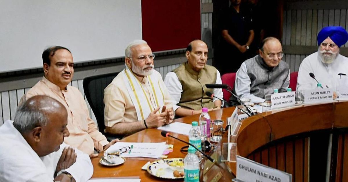 Modi urges states to curb violence by cow protection groups