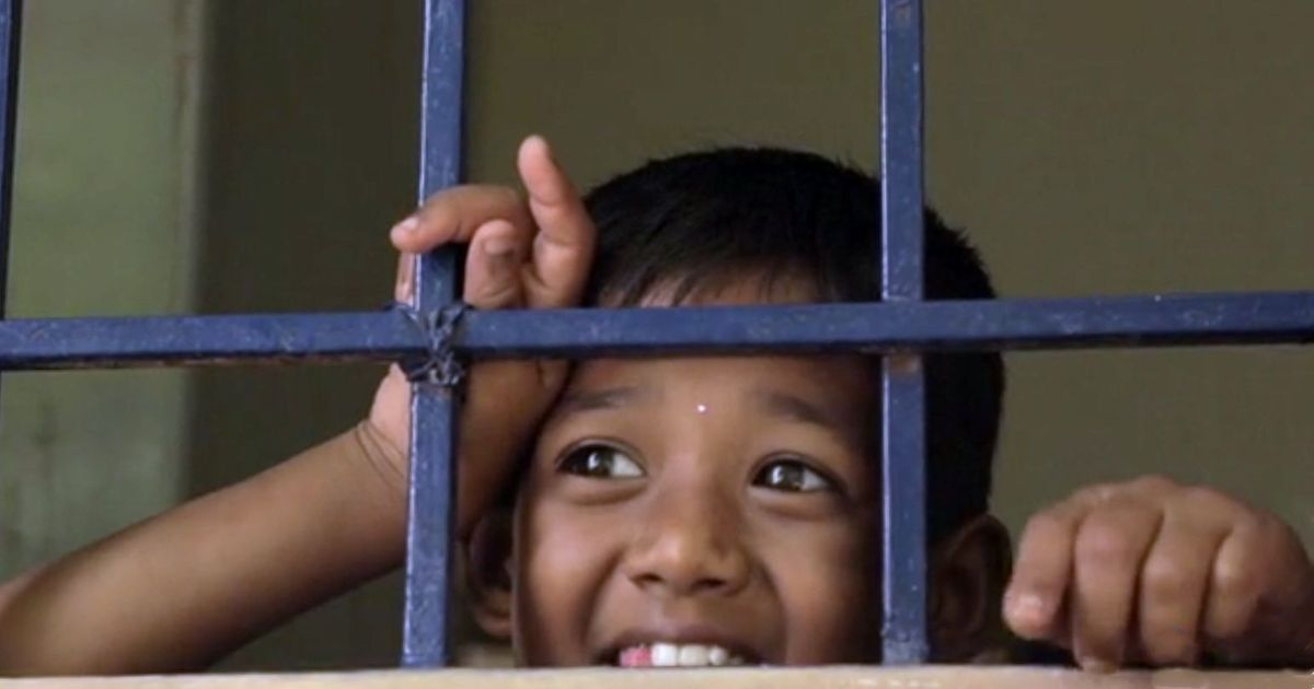 'All that matters to them is the world around their mother': documentary on children born in prison